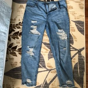 Wild Fable high waisted mom jeans